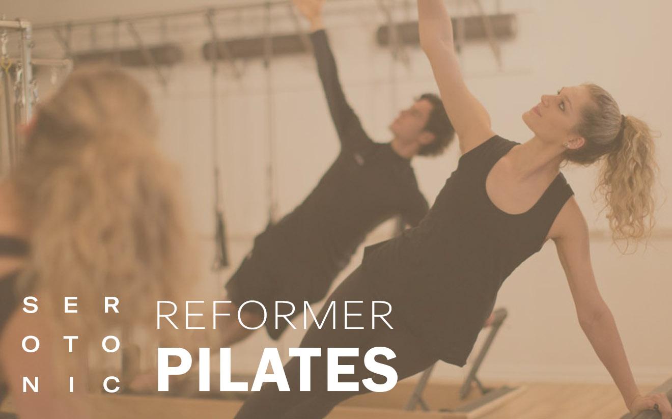 Exclusive Pilates Reformer στη Λάρισα | SEROTONIC Premium Fitness Concept | Δήμητρας 13 & Λόρδου Βύρωνος, Λάρισα | Τηλ: 2411 11 66 88 | Περιλαμβάνει 4 ειδικά κρεβάτια reformer, ένα εκ των οποίων είναι Tower δίνοντας την επιλογή επιπλέον εξειδικευμένων ασκήσεων. Η προπόνηση είναι κλειστού τύπου και μόνο με κράτηση. | Pilates Reformer στη Λάρισα, Πιλάτες Ρεφόρμερ στη Λάρισα, Πιλάτες στη Λάρισα, Pilates στη Λάρισα, πιλατες στη Λάρισα | SEROTONIC makes your day! | Γυμναστήριο στη Λάρισα