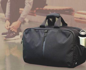 Τα 9+1 αντικείμενα που πρέπει να έχεις πάντα στην τσάντα γυμναστικής