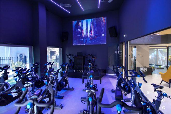 SEROTONIC Premium Fitness Concept - Gallery 9